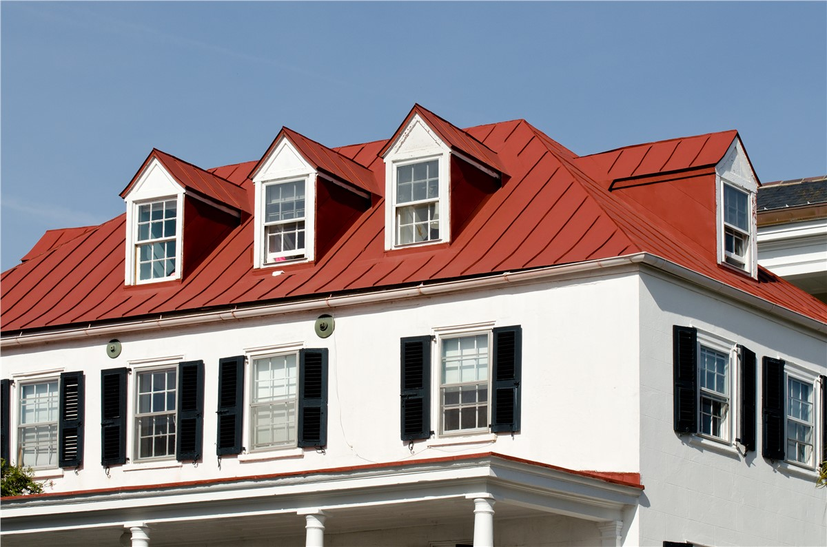 Exceptional Metal Roofing Gallery