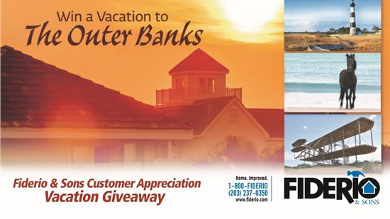 Customer Appreciation Vacation Giveaway