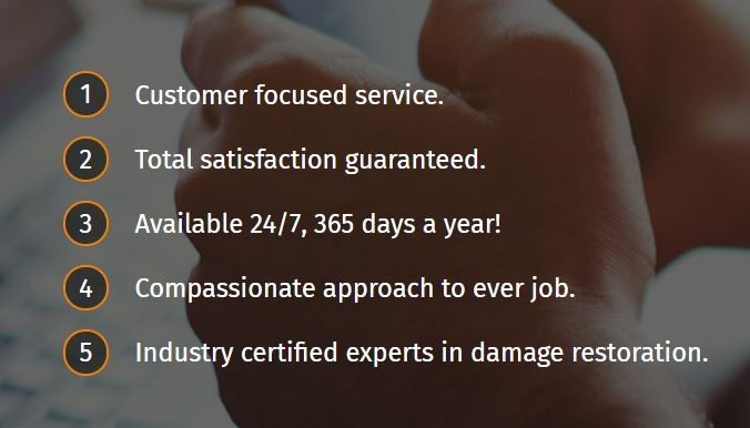 Personal Care. Professional Approach. We'll get the job done right.