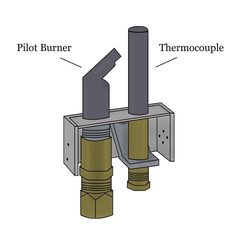 pilot light diagram