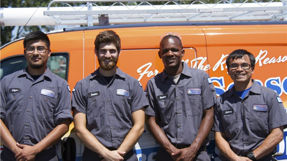 Four Seasons Heating & Air Conditioning Team
