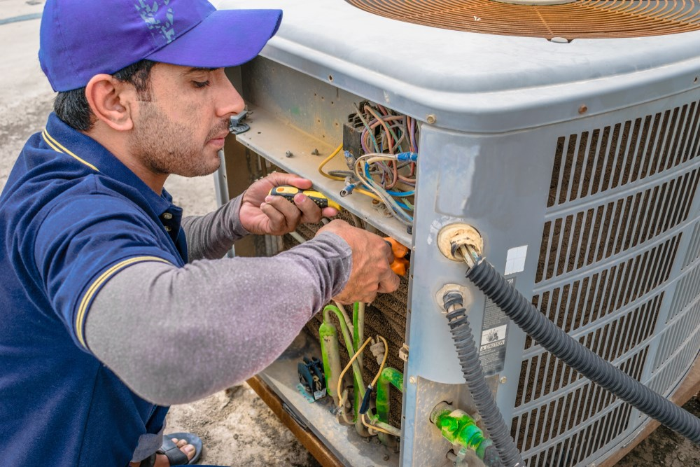 AC Repair | Air Conditioning Repair | Four Seasons Heating and Air  Conditioning