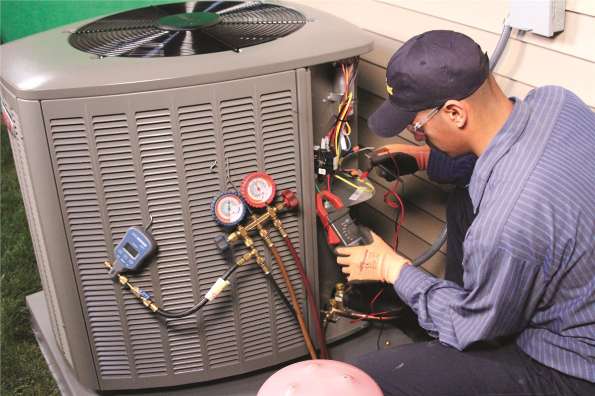 Not known Facts About Hvac Service