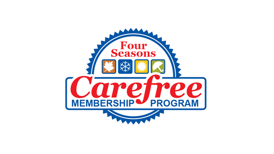Carefree Membership Program Logo