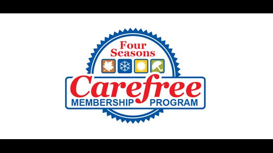 Carefree Membership Program Logo