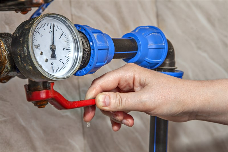 Where to Find Your Main Water Valve