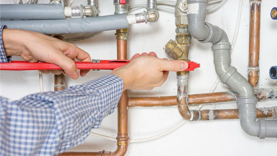 Plumbing - Gas Leaks Photo 1