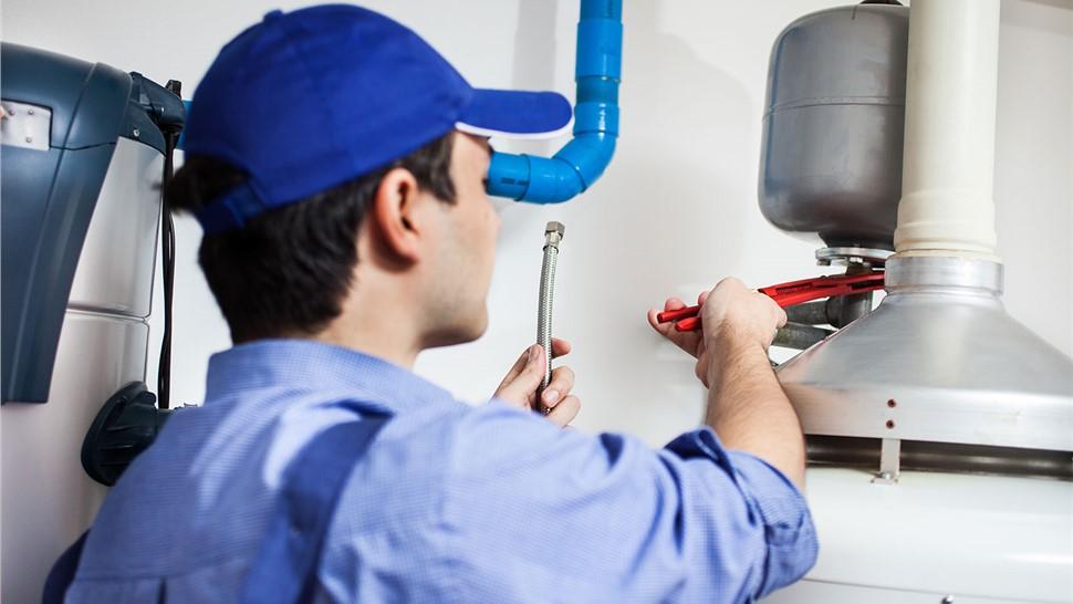 Water Heaters - Water Heater Installation Photo 1