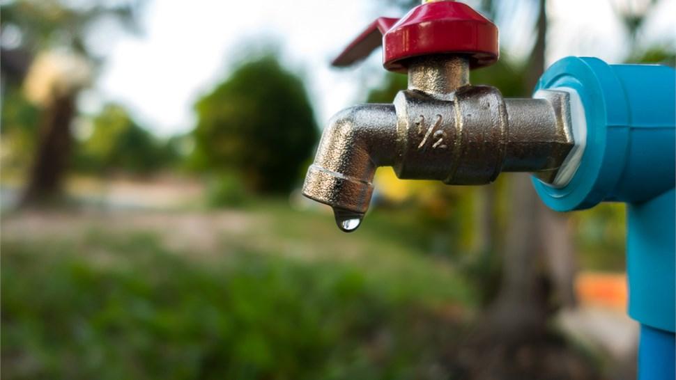 Outdoor Plumbing - Water Hose Installation Photo 1