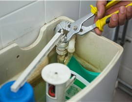 Bathroom Plumbing - Toilet Repair Photo 3