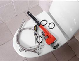 Bathroom Plumbing Photo 4