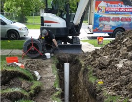 Commercial Plumbing - Commercial Sewer Photo 2