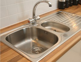 Kitchen Plumbing - Kitchen Faucet Installation Photo 2