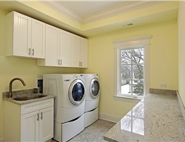 Laundry Room Plumbing Photo 1