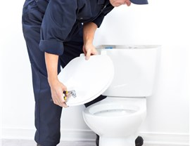 Bathroom Plumbing - Toilet Repair Photo 2