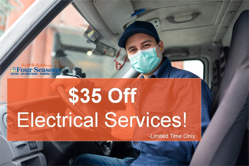 $35 Off Any Electrical Repair
