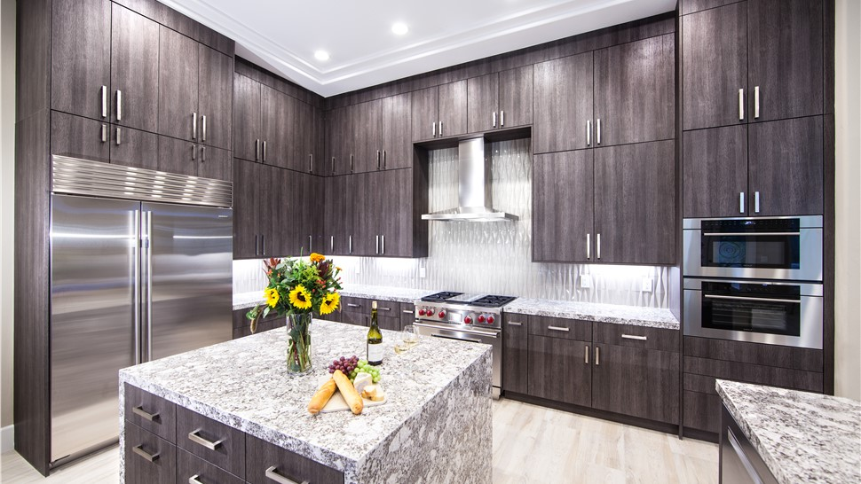 Kitchen Remodeling - Kitchen Cabinets Photo 1
