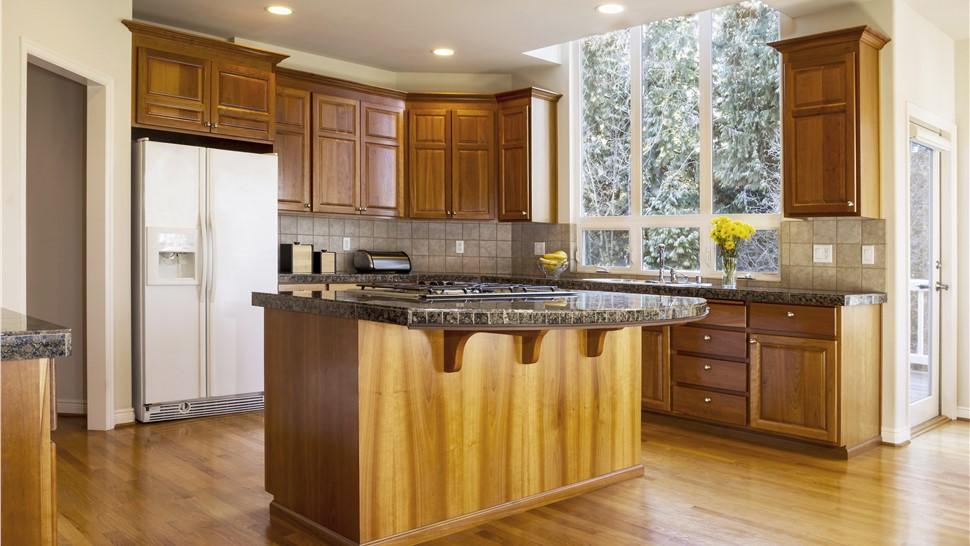 Kitchen Remodeling - Large Kitchen Remodel Photo 1