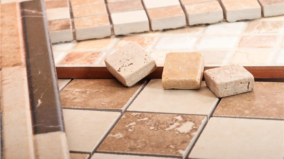 Bathroom Remodeling - Custom Tile & Flooring Photo 1