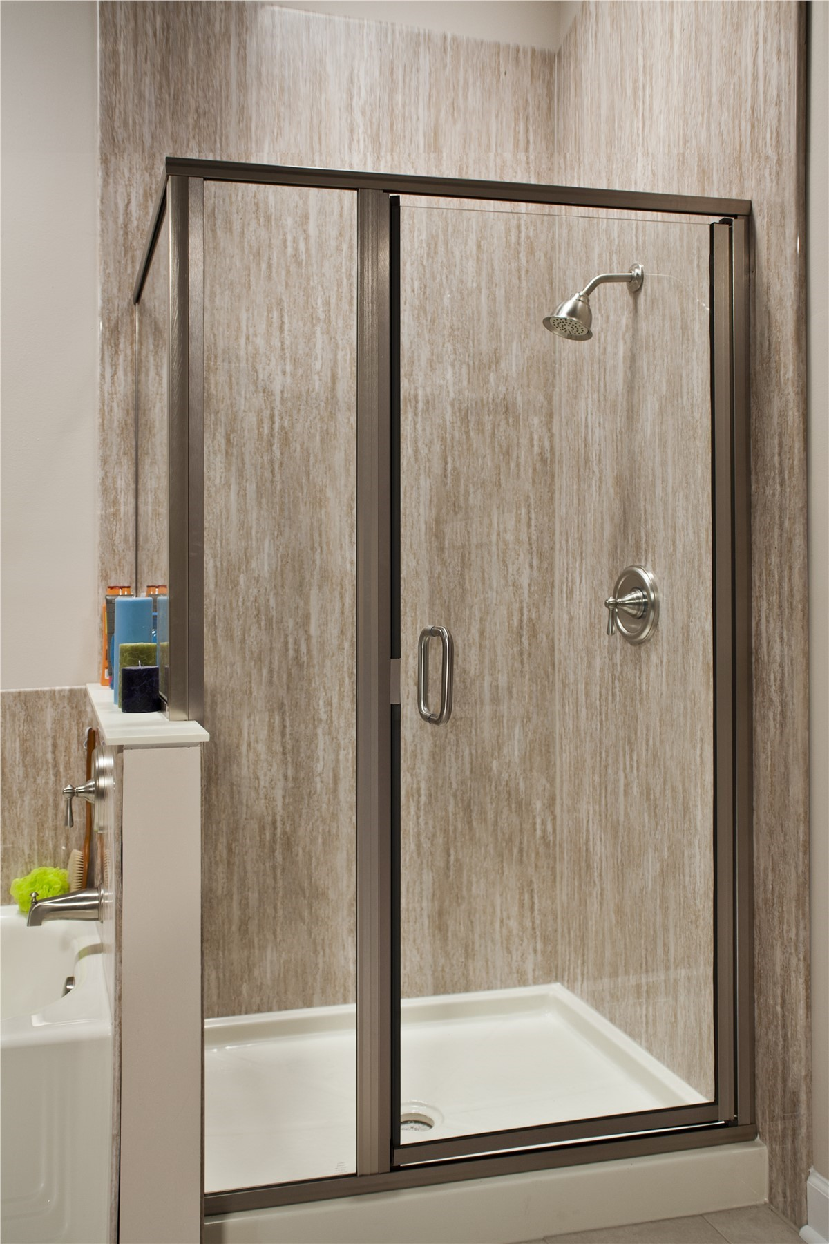 new mexico shower doors shower doors nm full measure. Black Bedroom Furniture Sets. Home Design Ideas