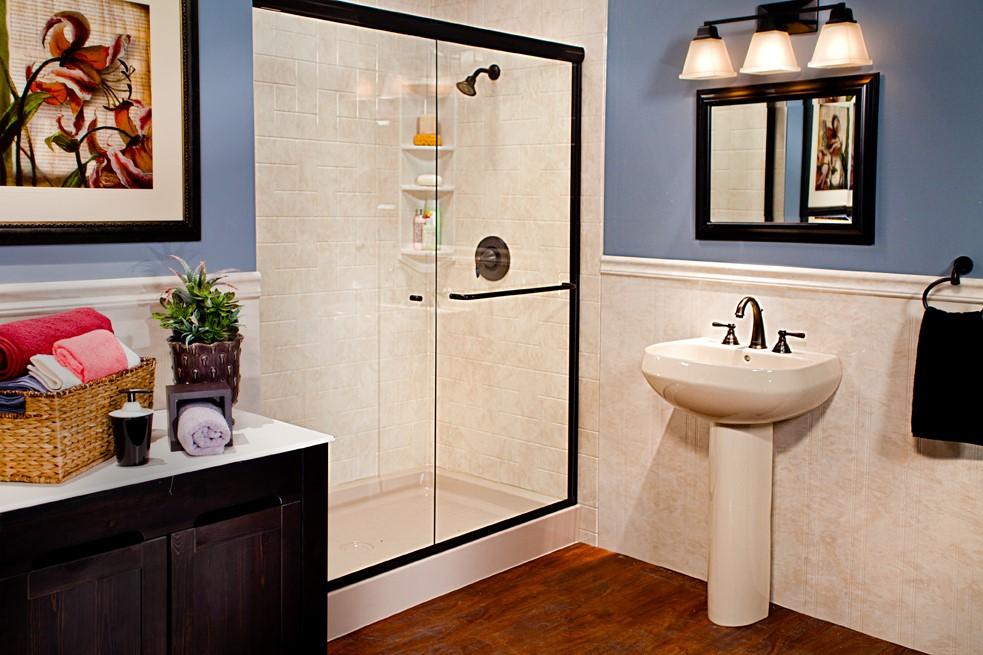 New Mexico Tub To Shower Conversions Bath Conversions NM Full Amazing Bathroom Remodel Albuquerque