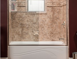 Bathroom Remodeling - Bath Wall Surrounds Photo 2