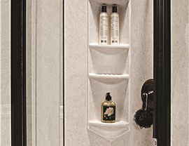Bathroom Remodeling - Shower Doors Photo 4