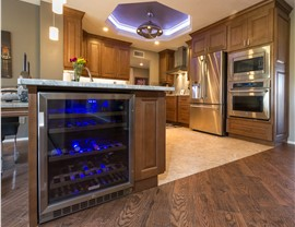 Kitchen Remodeling - Kitchen Flooring Photo 4