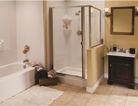 Bathroom Remodeling - New Showers Photo 4