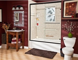 Bathroom Remodeling - Shower to Tub Conversions Photo 3