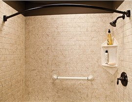 Bathroom Remodeling - Shower Surrounds Photo 2
