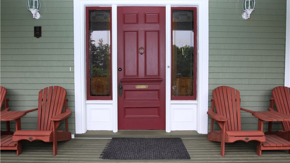 Fiberglass Entry Doors Photo 1