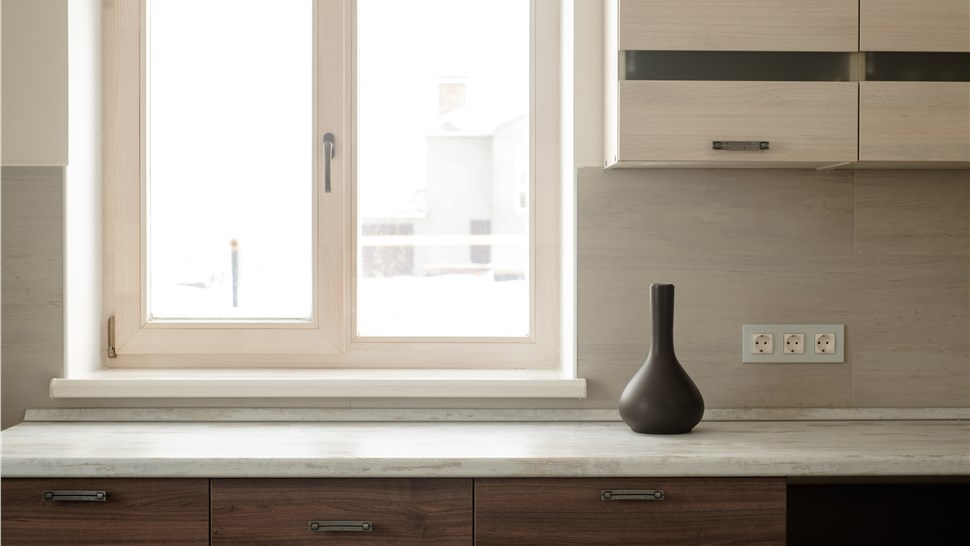 Kitchen Window Photo 1