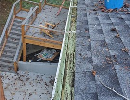 Gutter 5 (Before & After) Photo 1