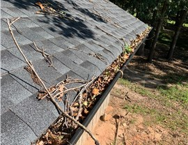 Gutter 6 (Before & After) Photo 4
