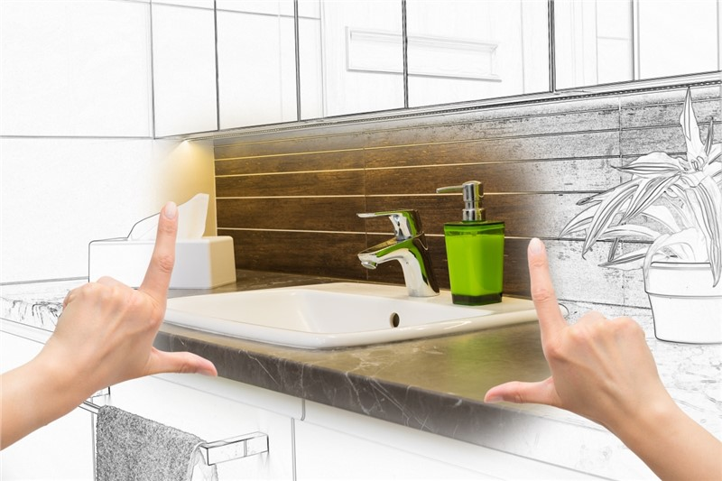Simple, Low-Cost Remodeling Ideas for Beautifying the Bathroom