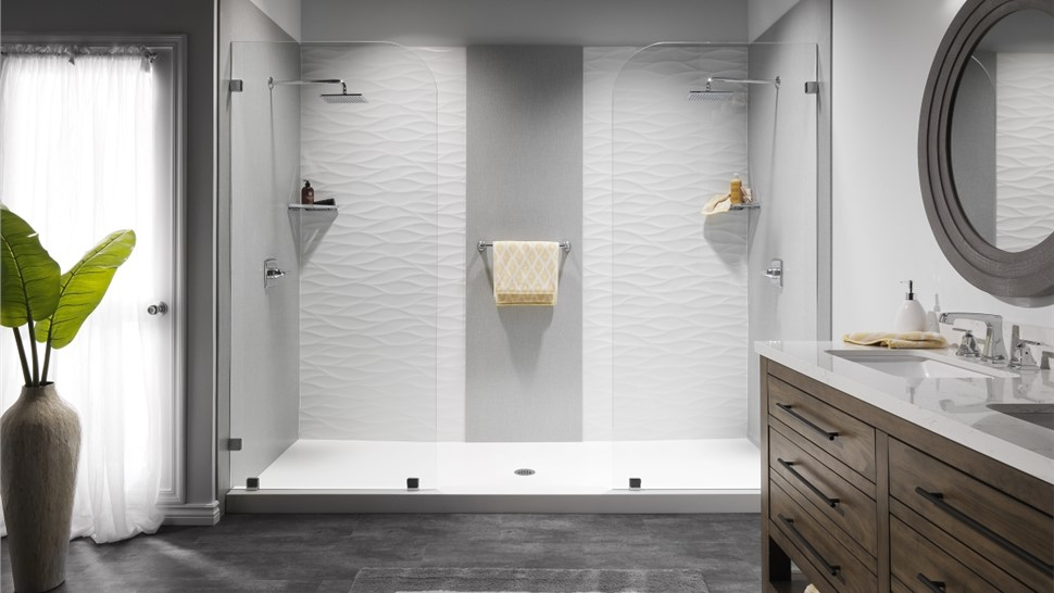 Bathroom Remodeling - Tub to Shower Conversions Photo 1