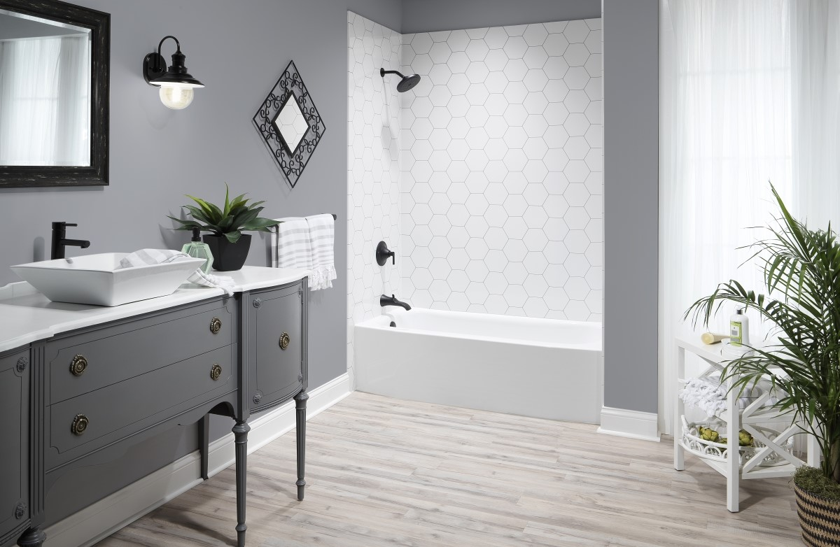 Phoenix Tub To Shower Conversions Phoenix Bathroom Remodel