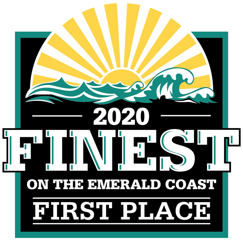 Hometown Contractors Places or Wins in Several Categories of the 2020 Finest on the Emerald Coast Awards