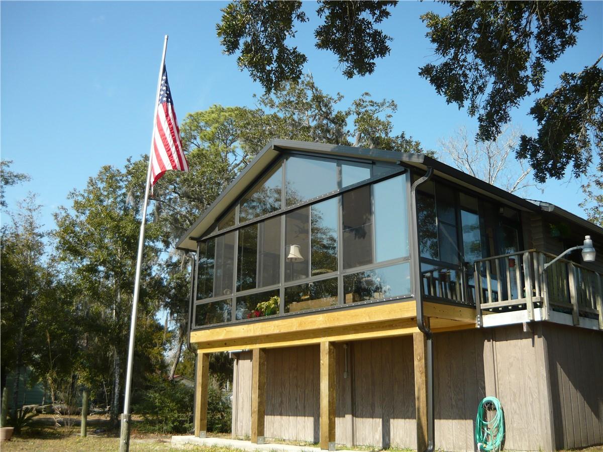 Pensacola Sunrooms Sunroom Addition Company Hometown