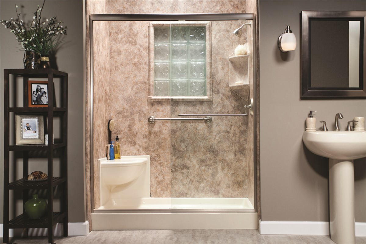 Pensacola Bath Wall Surrounds | Bathtub Surround Installers ...