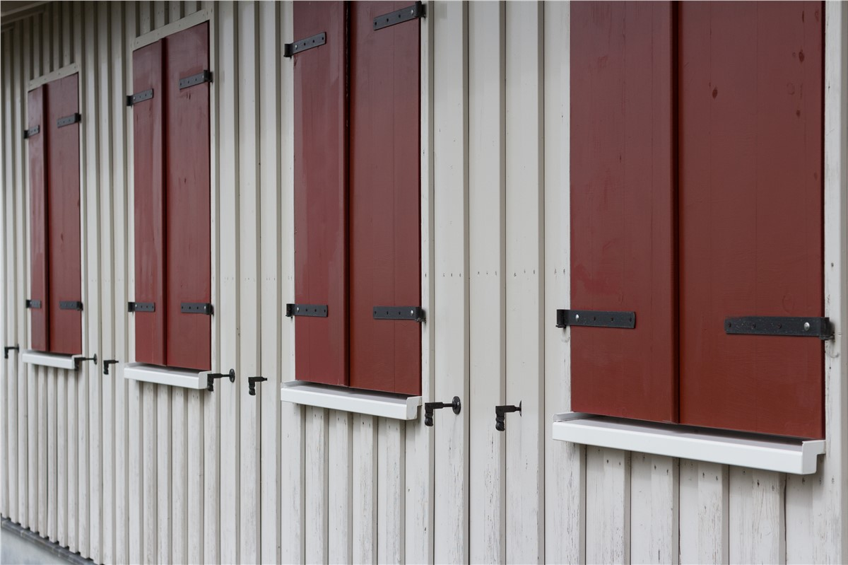 Raised panel shutters exterior shutter company replacement shutters for Exterior window weather protection