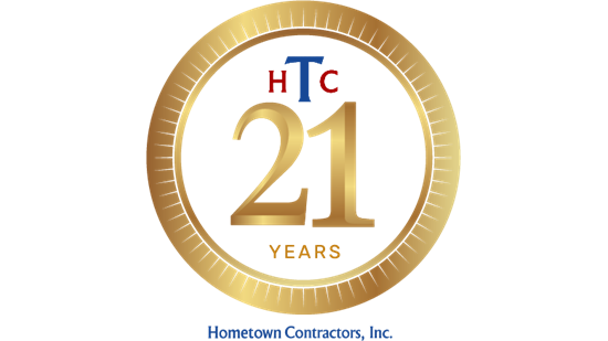 Hometown Contractors 21 Years