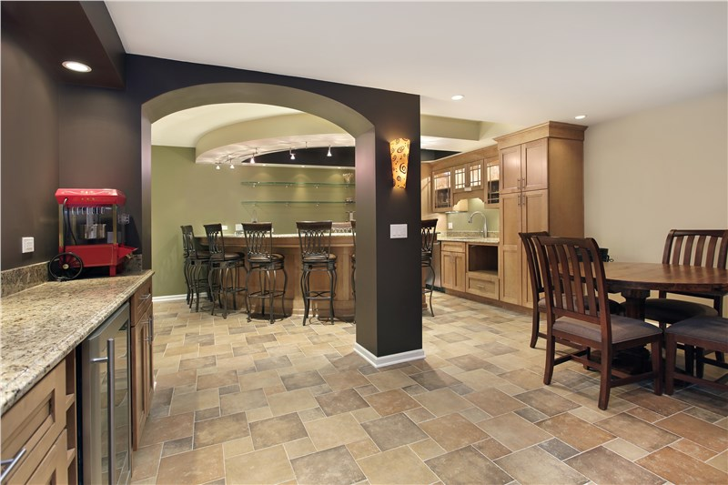 5 Reasons To Refinish Your Basement as a Summer Party Area