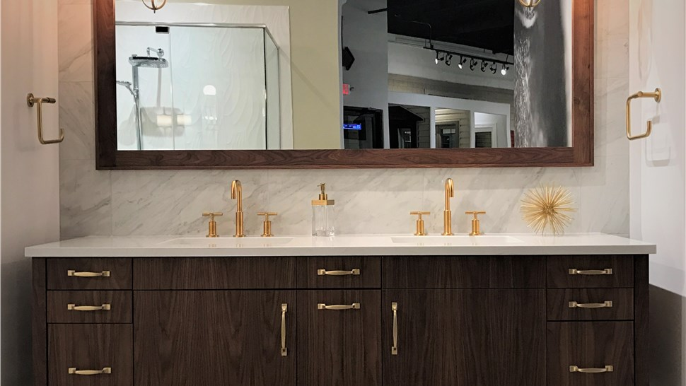 Bathroom Vanities Chicago Bathroom Vanity Replacement Homewerks Inc - Bathroom vanities naperville