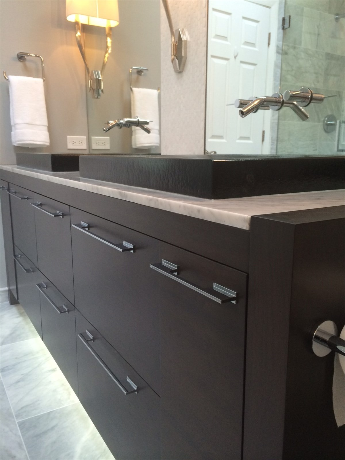 Bathroom vanities chicago bathroom vanity replacement - Unique bathroom vanities for small spaces ...