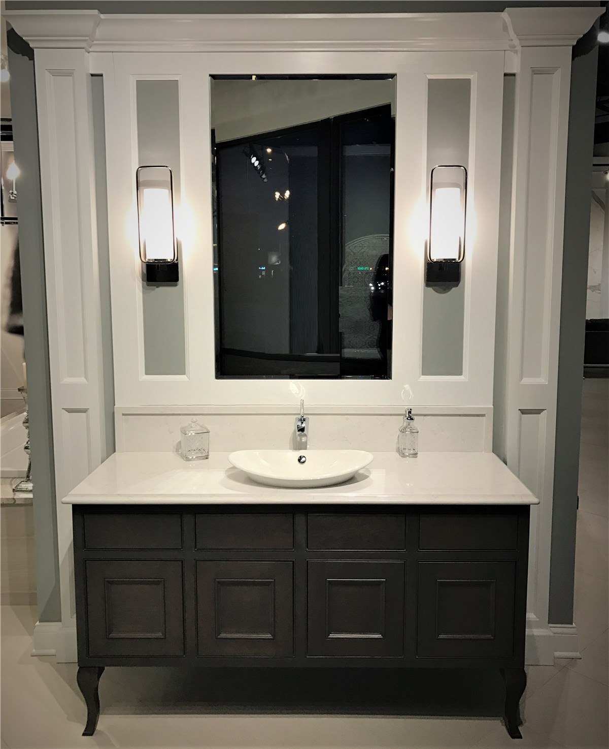 Bathroom Vanities Chicago Bathroom Vanity Replacement Homewerks Inc