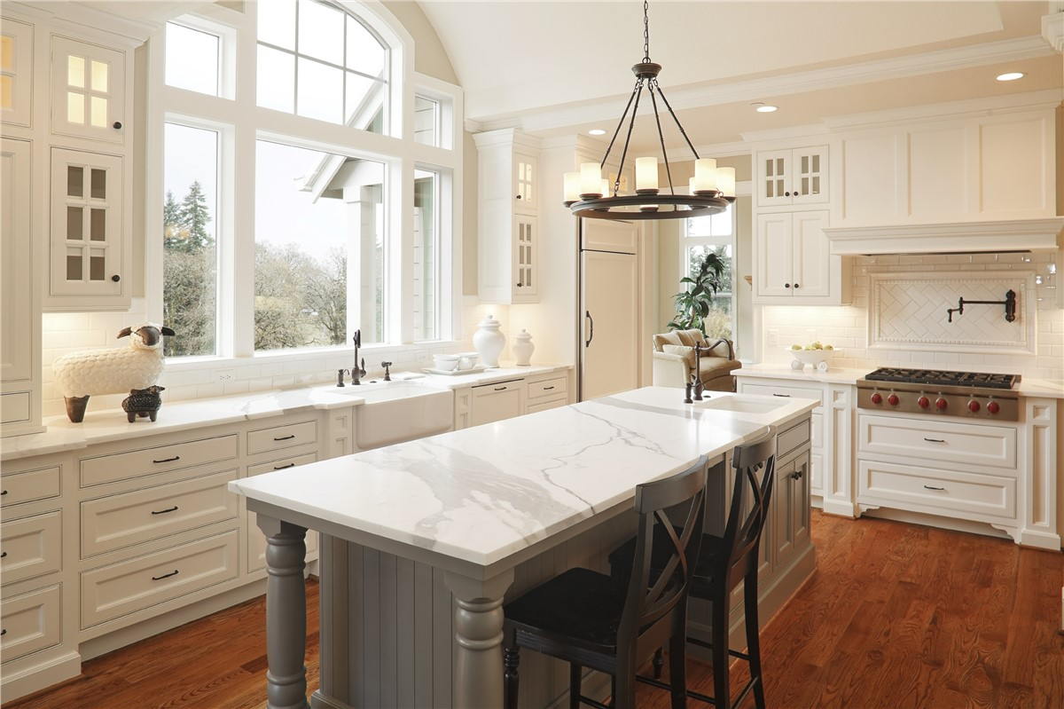 Kitchen Countertops Chicago | Kitchen Counters Replacement - Homewerks