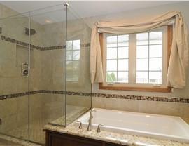 Bathroom Steam Showers | Homewerks | Chicagoland Steam Shower Installation
