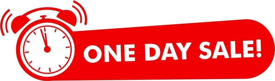 One Day Anniversary Sale! Additional Savings Up to $4,000!